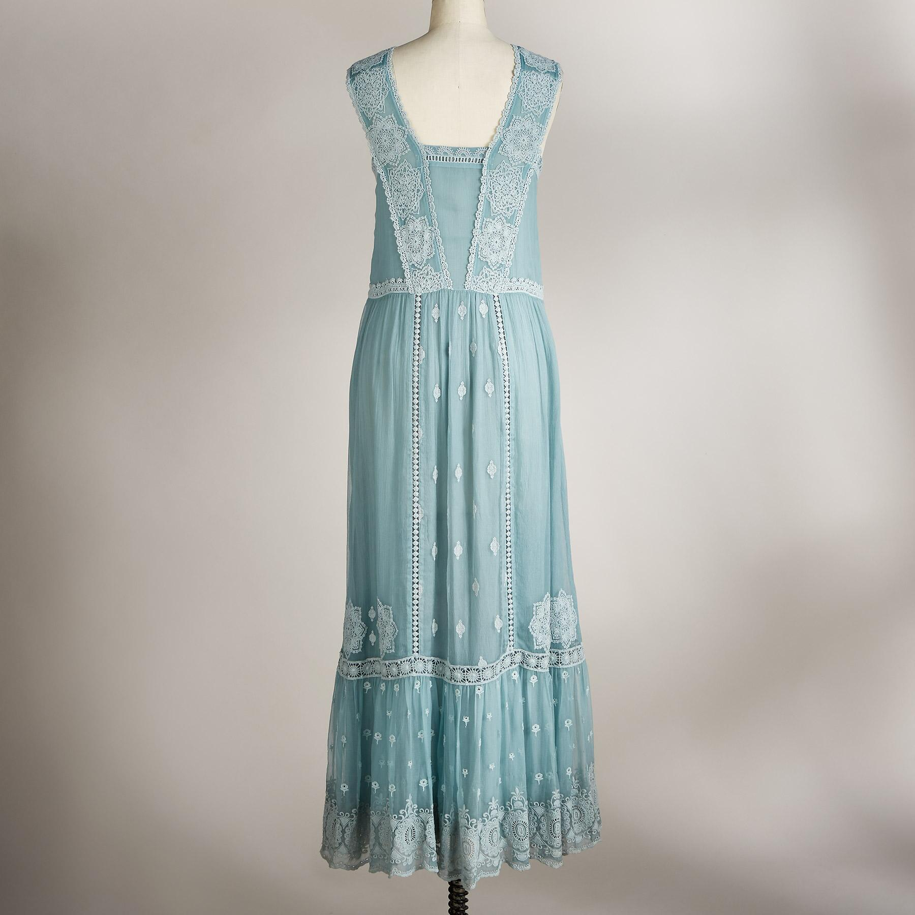 ETHEREAL MOMENTS MAXI DRESS: View 2
