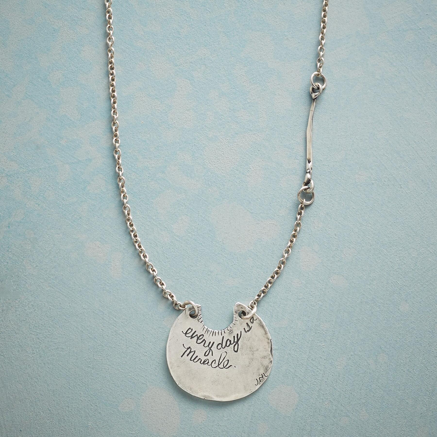 EVERYDAY MIRACLES NECKLACE: View 2