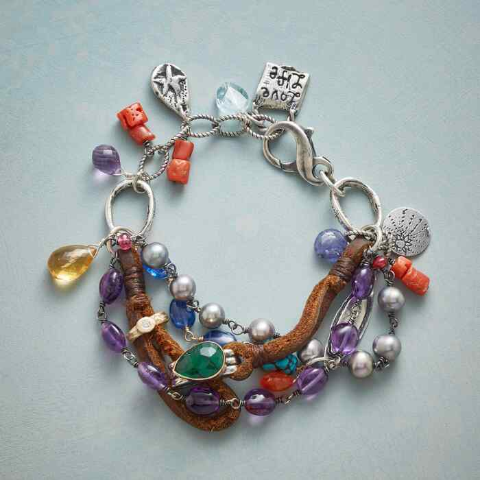 SHEER HAPPINESS BRACELET