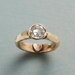 DIAMOND RELIC RING