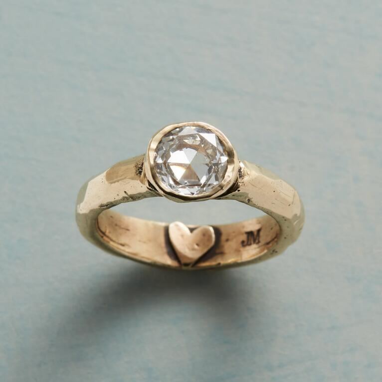 DIAMOND RELIC RING