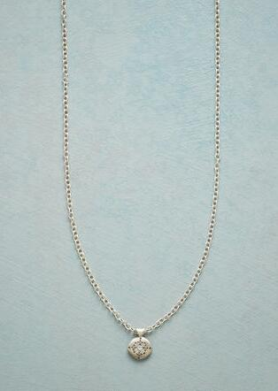 DIAMOND MOONDROPS & SPARKLE NECKLACE