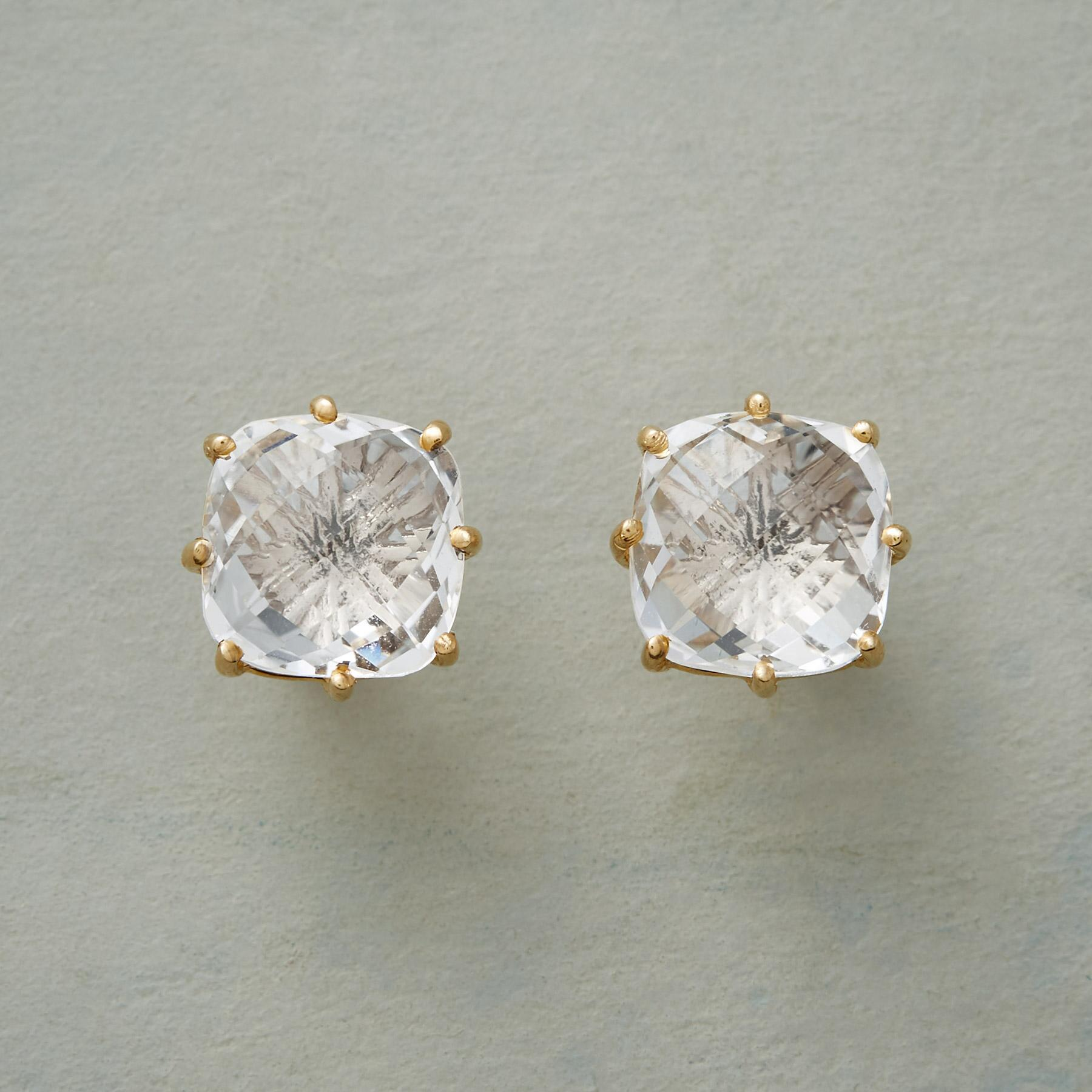 SET TO SPARKLE EARRINGS: View 1