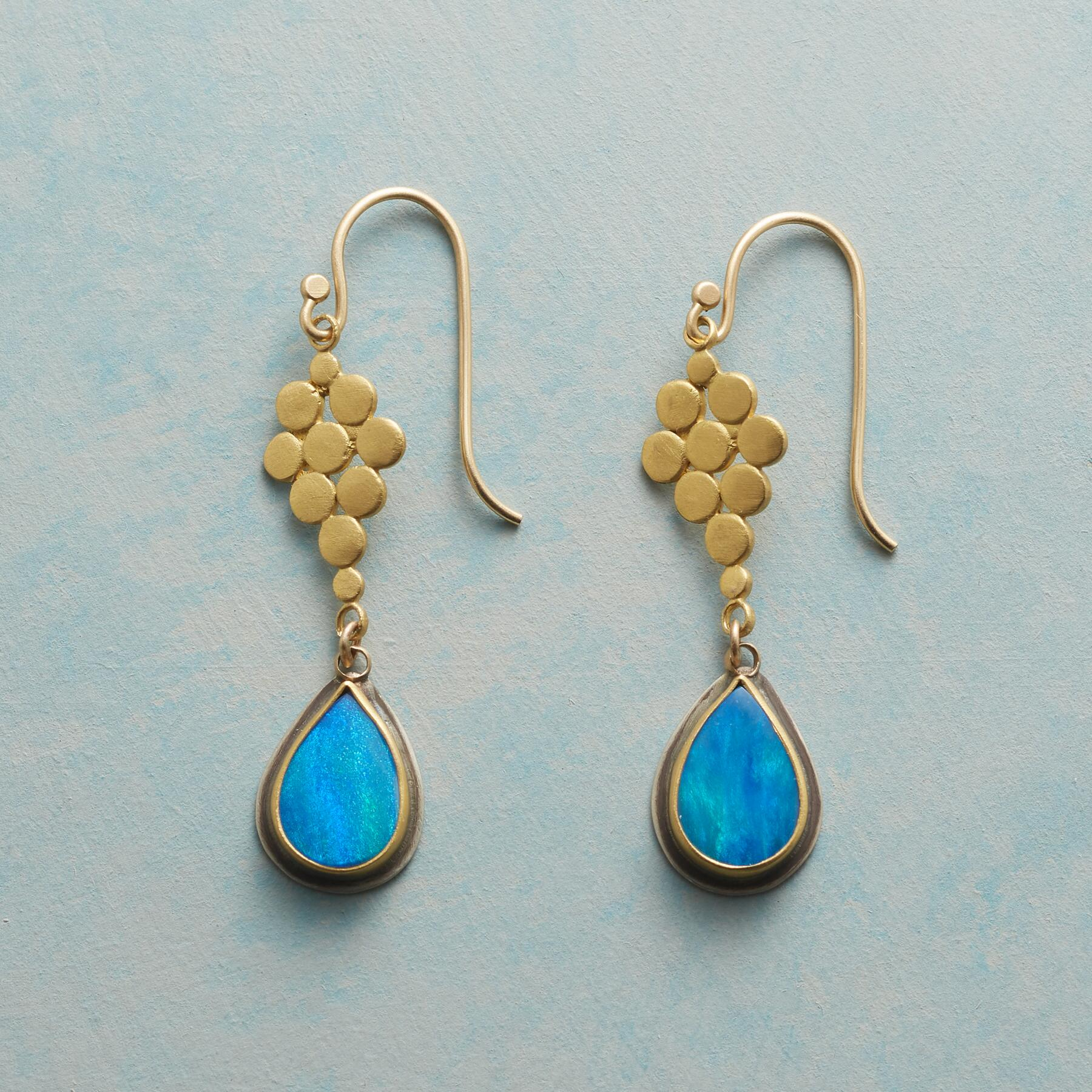 COLORSCAPE OPAL EARRINGS: View 1