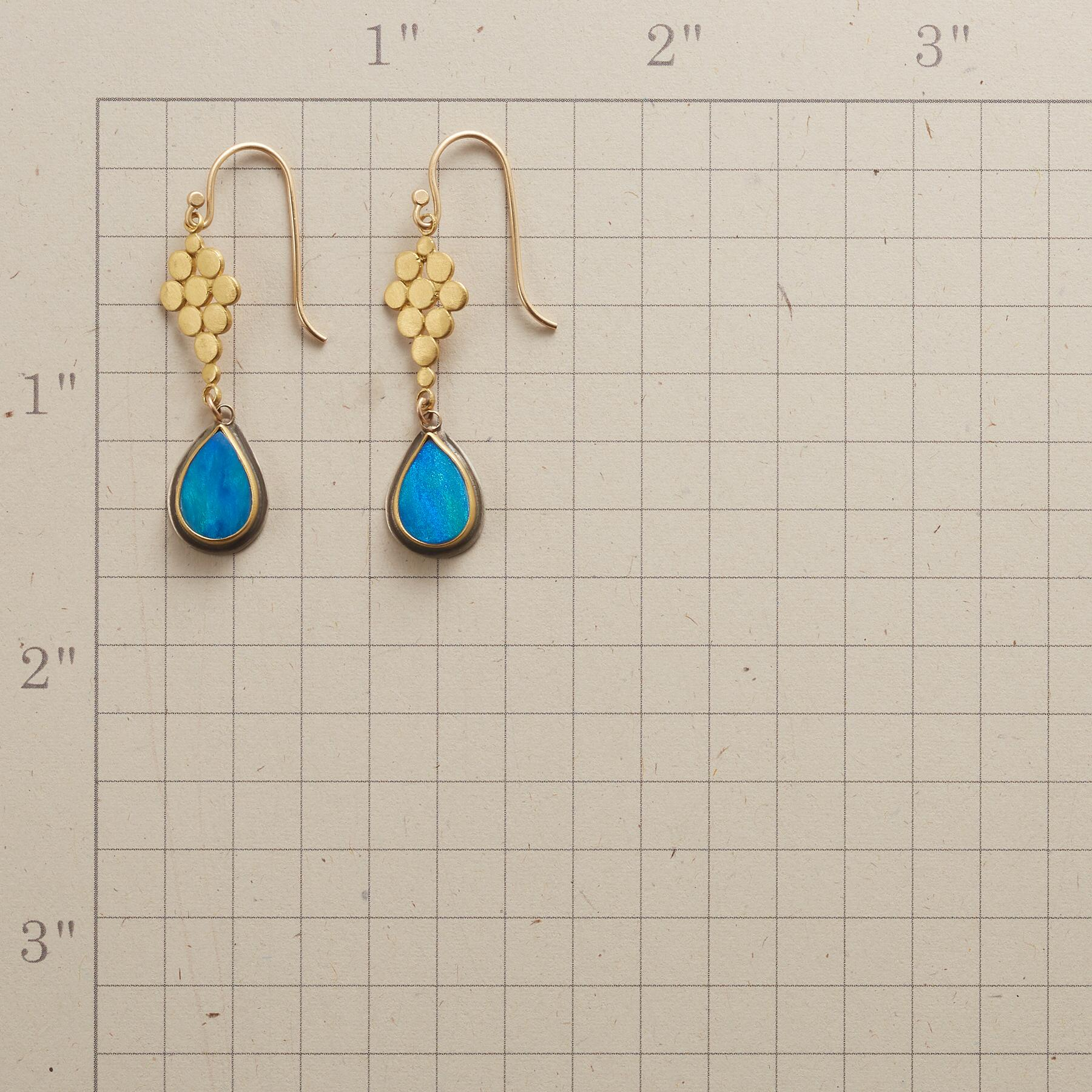 COLORSCAPE OPAL EARRINGS: View 2