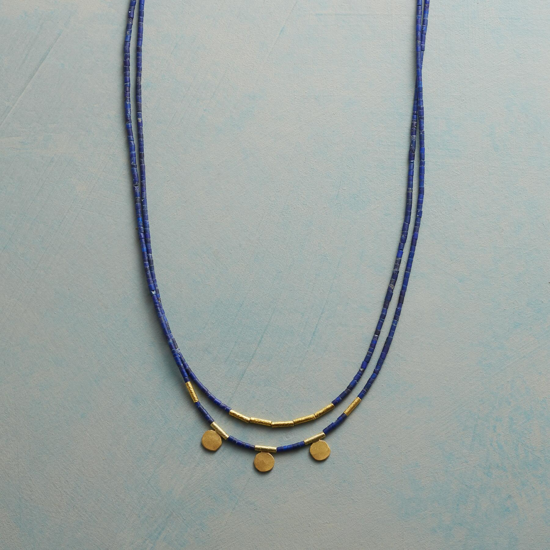 HAWARA NECKLACE: View 1
