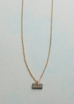 DIAMOND DISTRICT NECKLACE