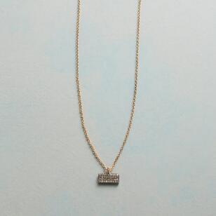 DIAMOND DISTRICT NECKLACE