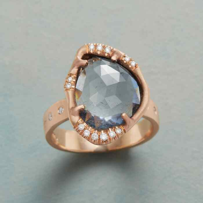 TOURMALINE REVERIE RING