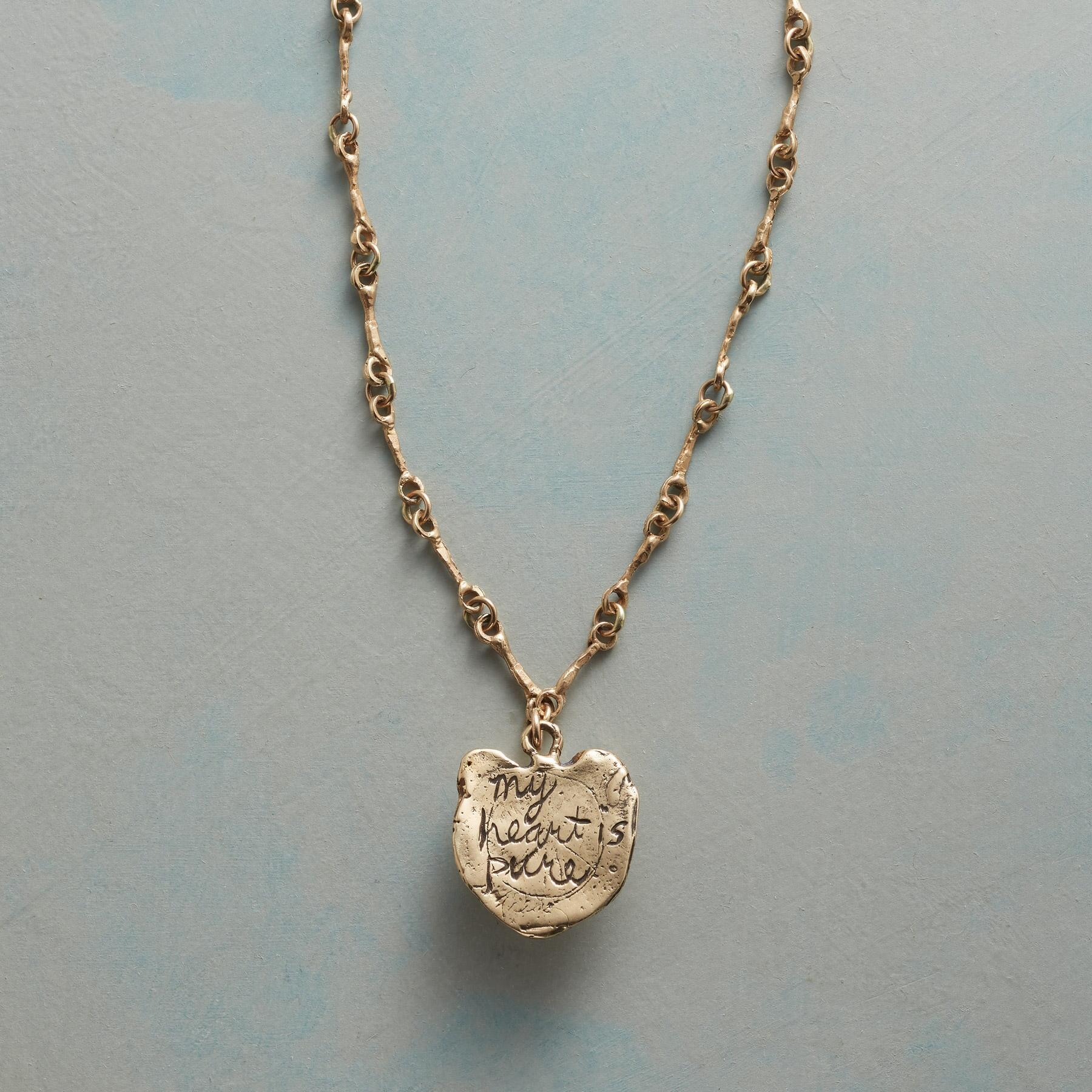 LIONESSE NECKLACE: View 2