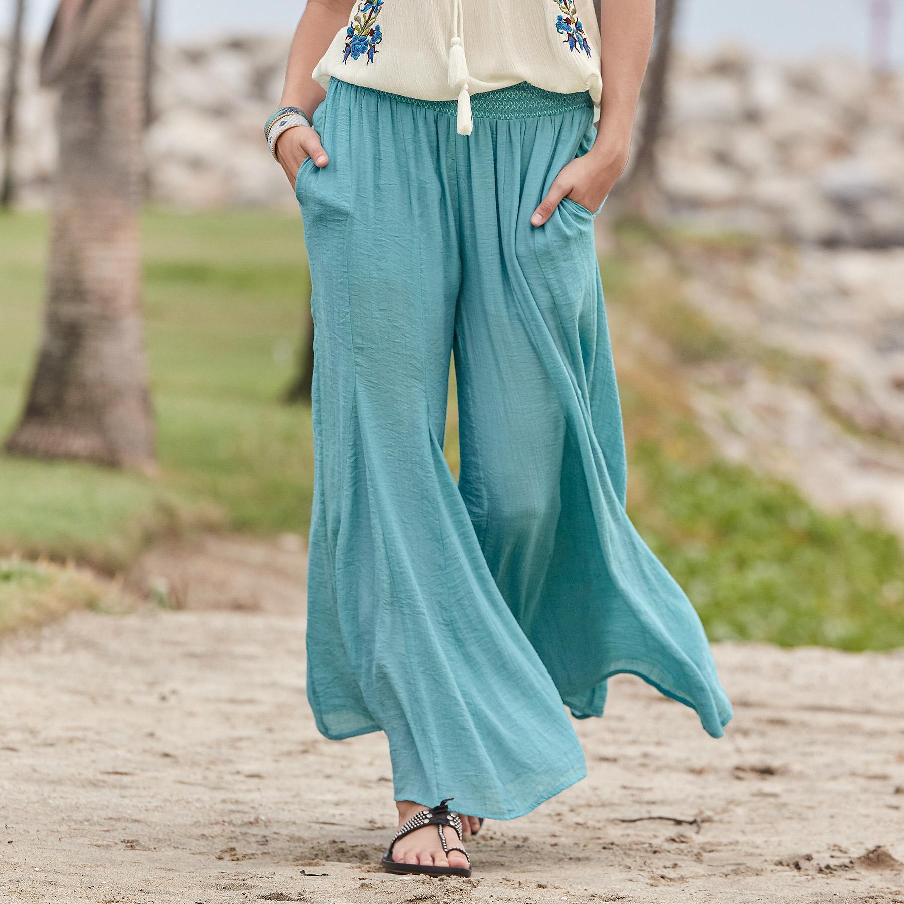 BEACH DREAMER PANTS: View 1
