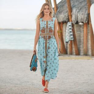 NILE LILY DRESS