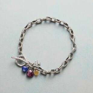 LINKED AND LOVELY BRACELET