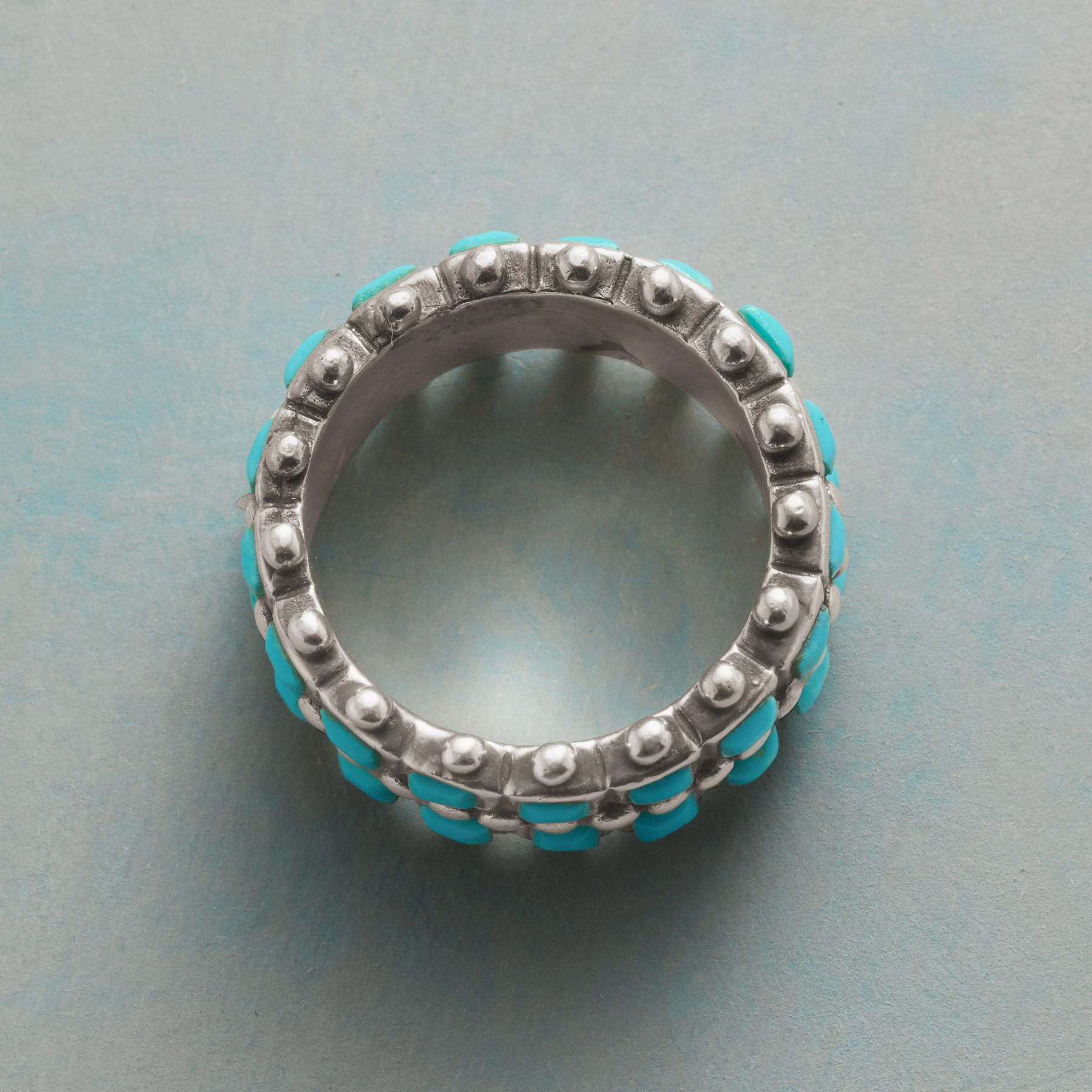 TURQUOISE LANE RING: View 2