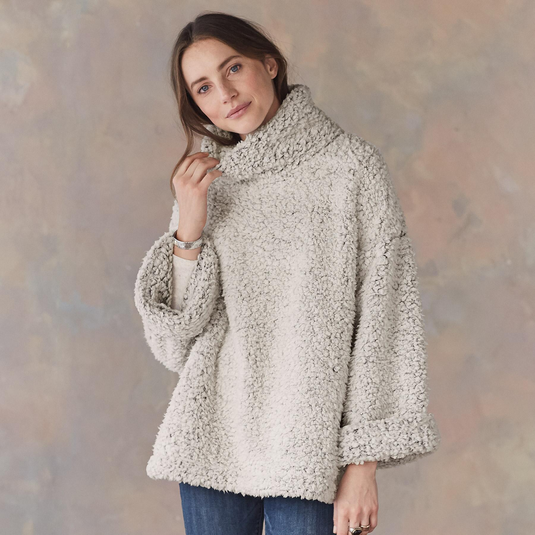 SNOWED IN PULLOVER: View 1