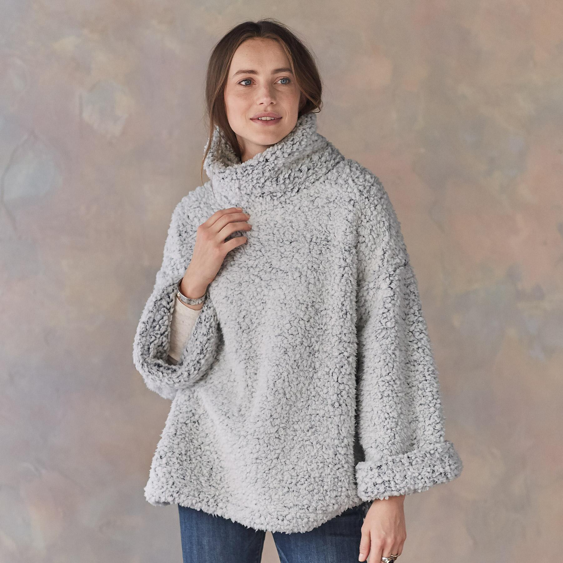 SNOWED IN PULLOVER: View 2