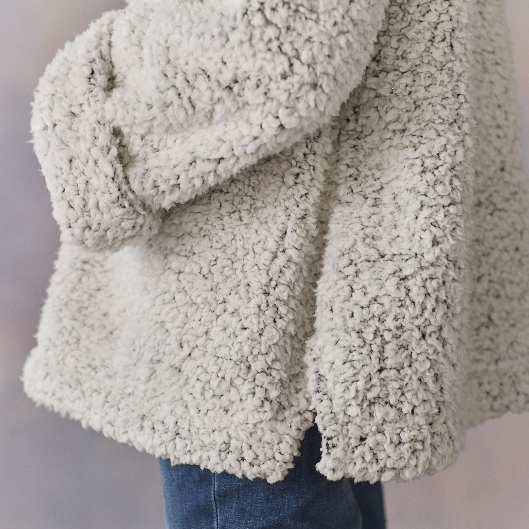 SNOWED IN PULLOVER: View 4