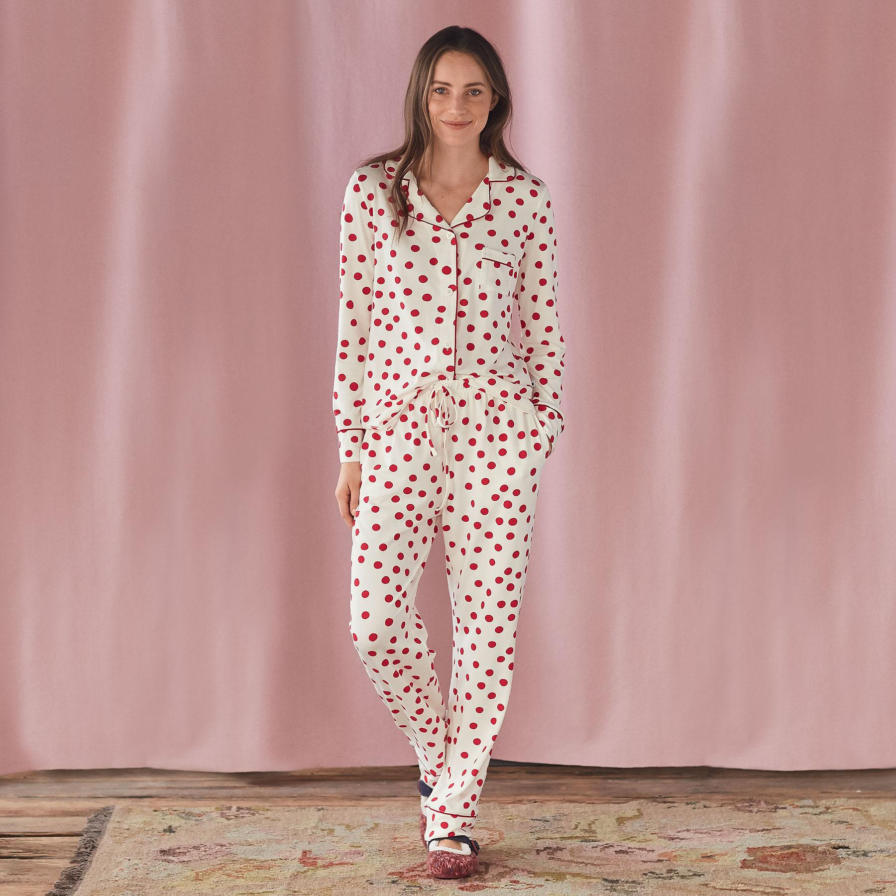 HOT SPOT PAJAMAS: View 1