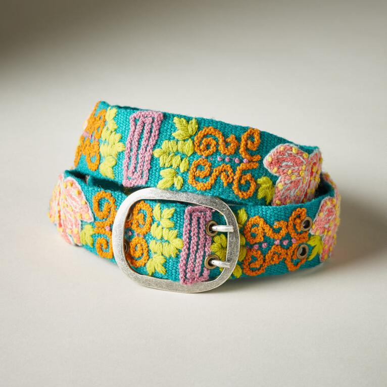 TEA HOUSE BELT