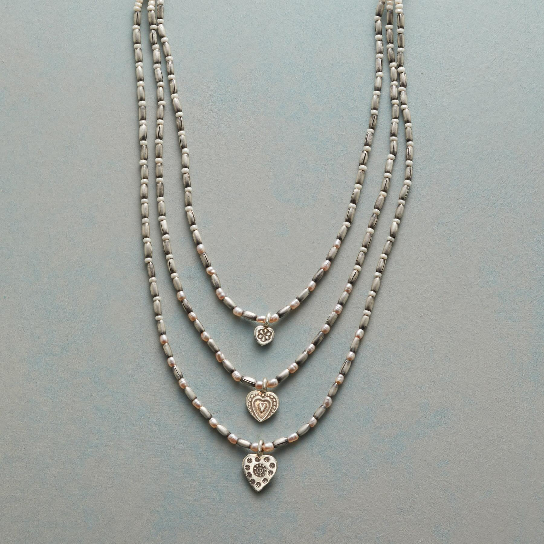 AMOR NECKLACE: View 1