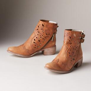 FIRE & FLOURISH BOOTS