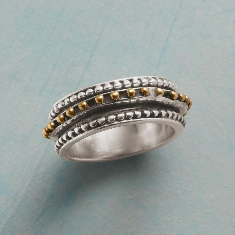 GOLDEN SURF RING