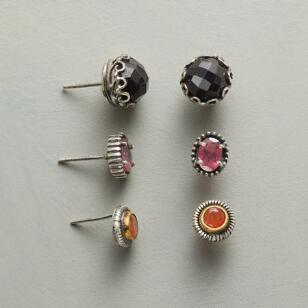 VARIATIONS EARRING TRIO S/3
