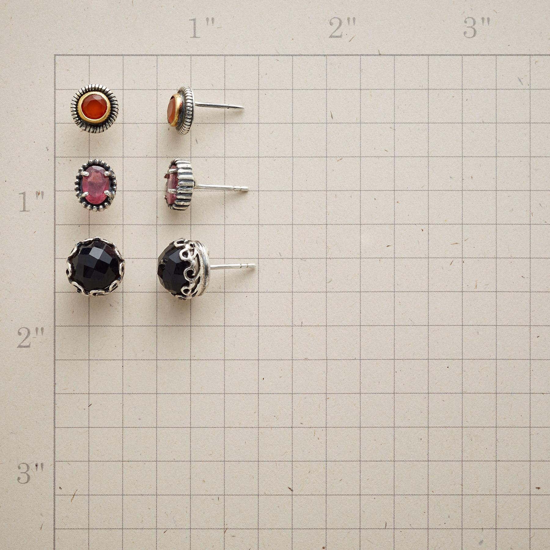 VARIATIONS EARRING TRIO S/3: View 2
