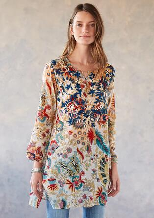 SWEET BREEZE TUNIC