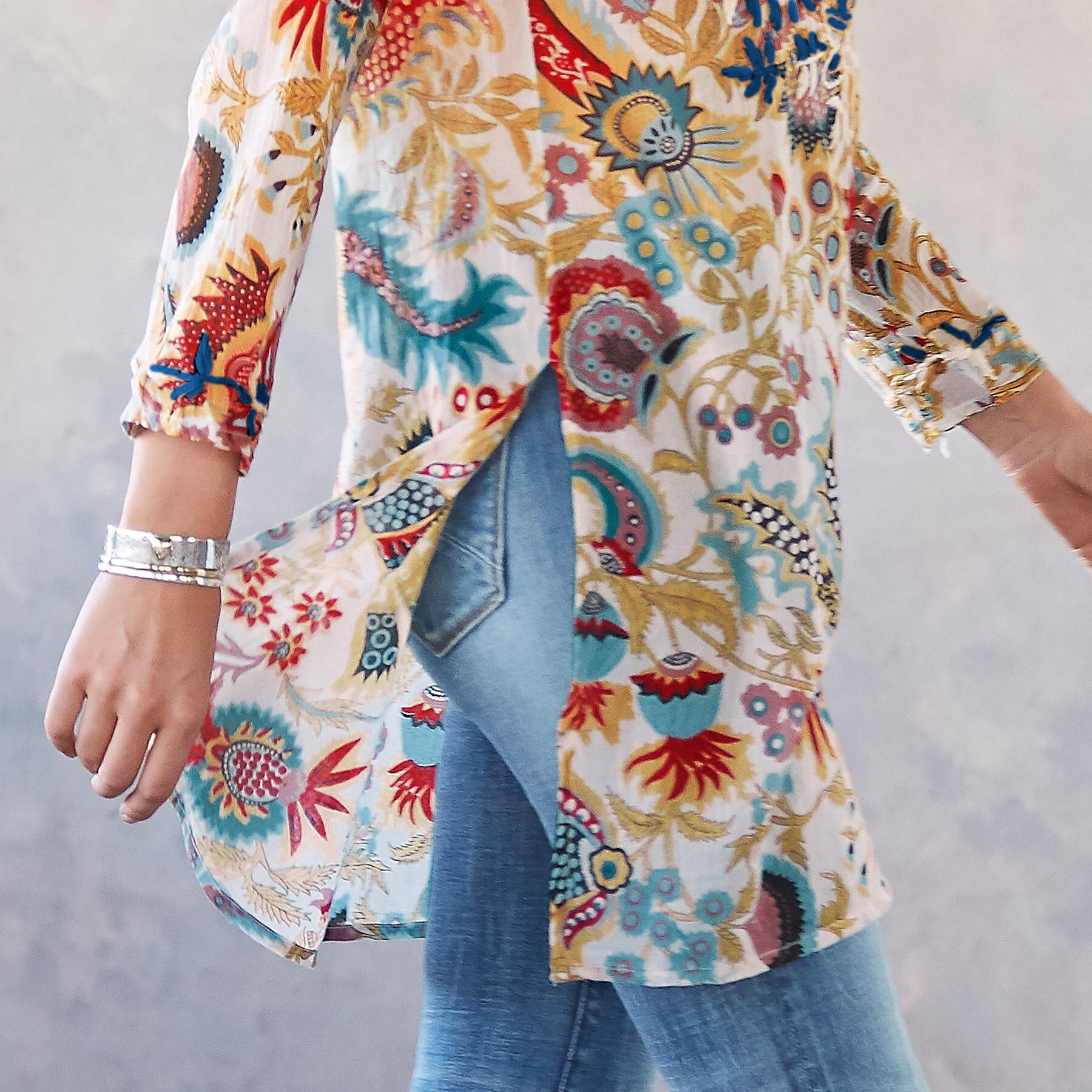 SWEET BREEZE TUNIC: View 4