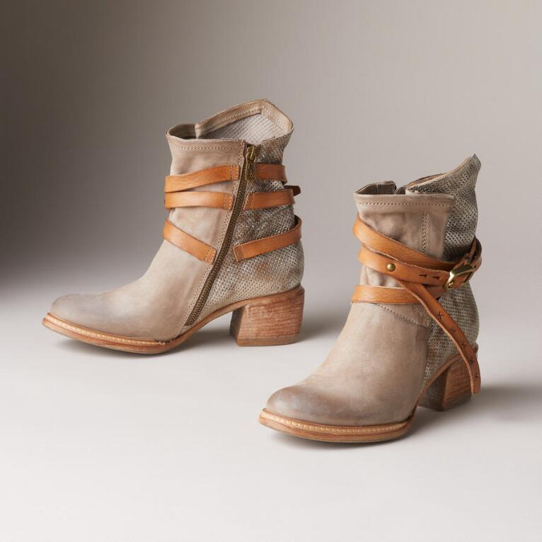 GRIT & GLAMOUR BOOTS