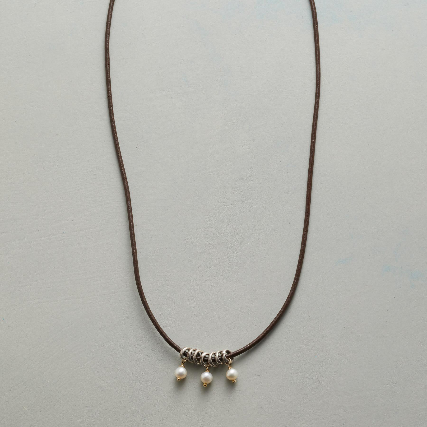 PEARL ABACUS NECKLACE: View 1