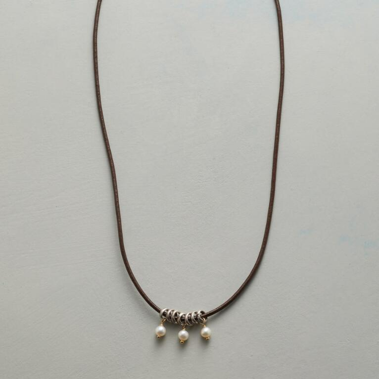 PEARL ABACUS NECKLACE