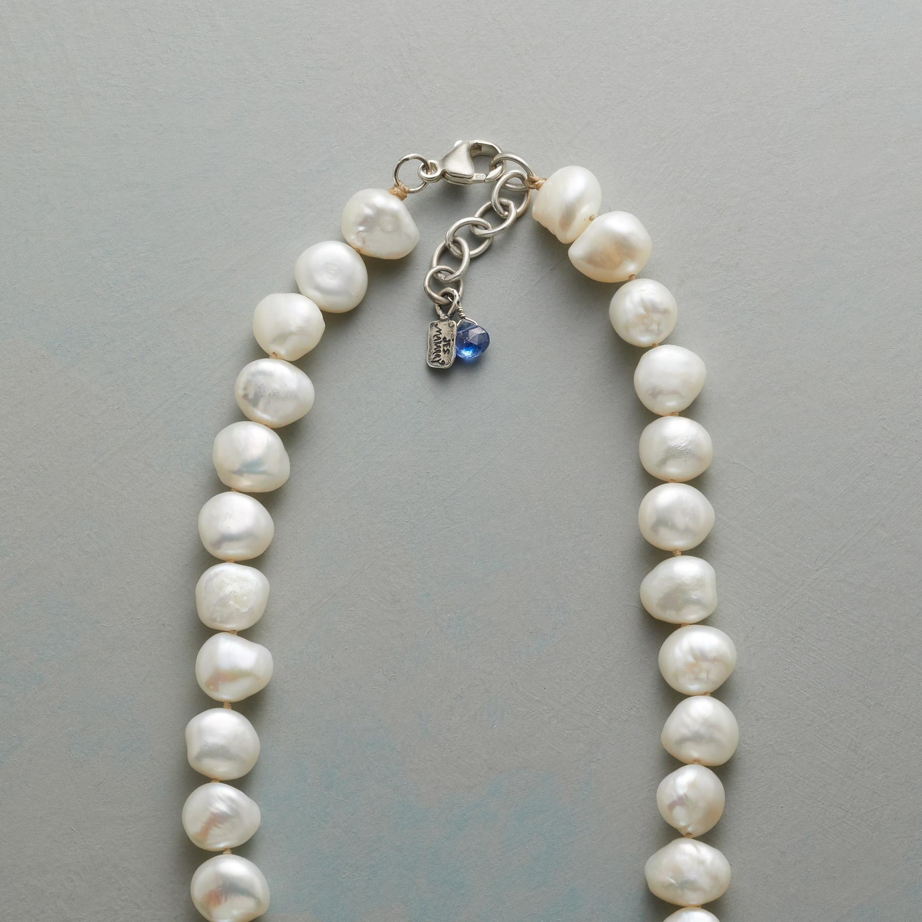 CHARMED PEARL NECKLACE: View 4