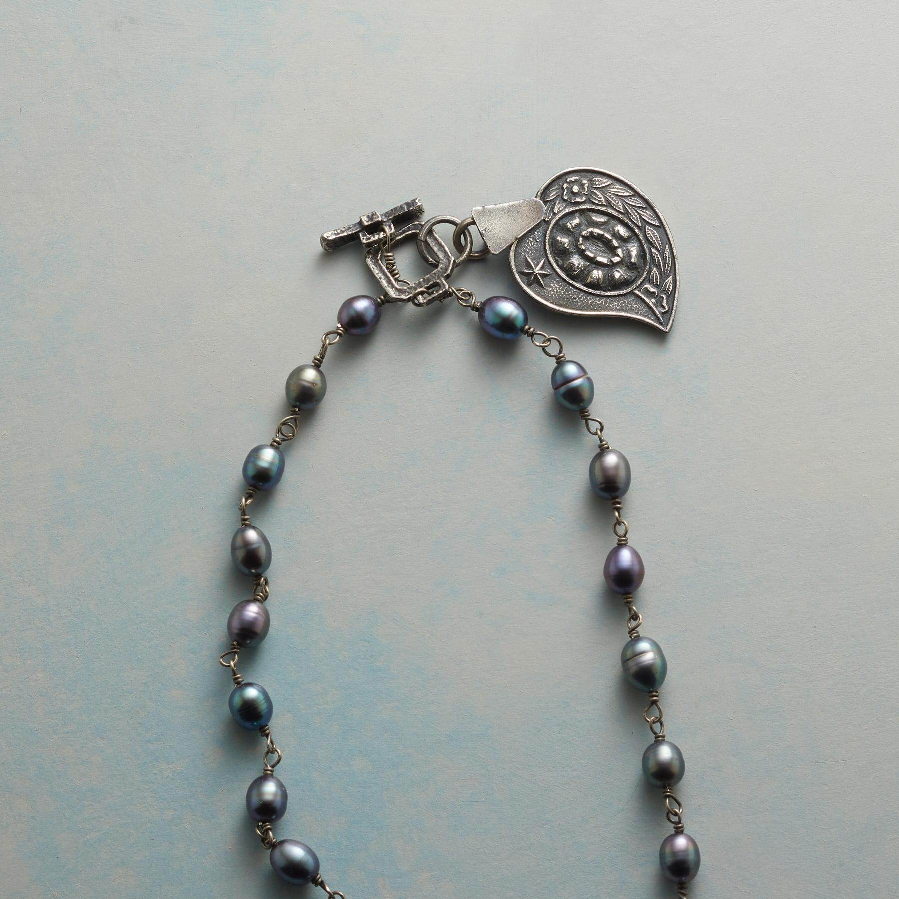 BLUEBIRD NECKLACE: View 3