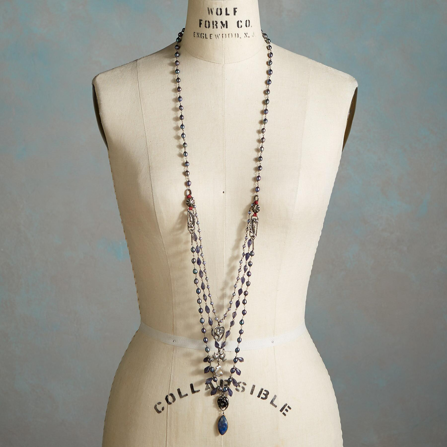 BLUEBIRD NECKLACE: View 4
