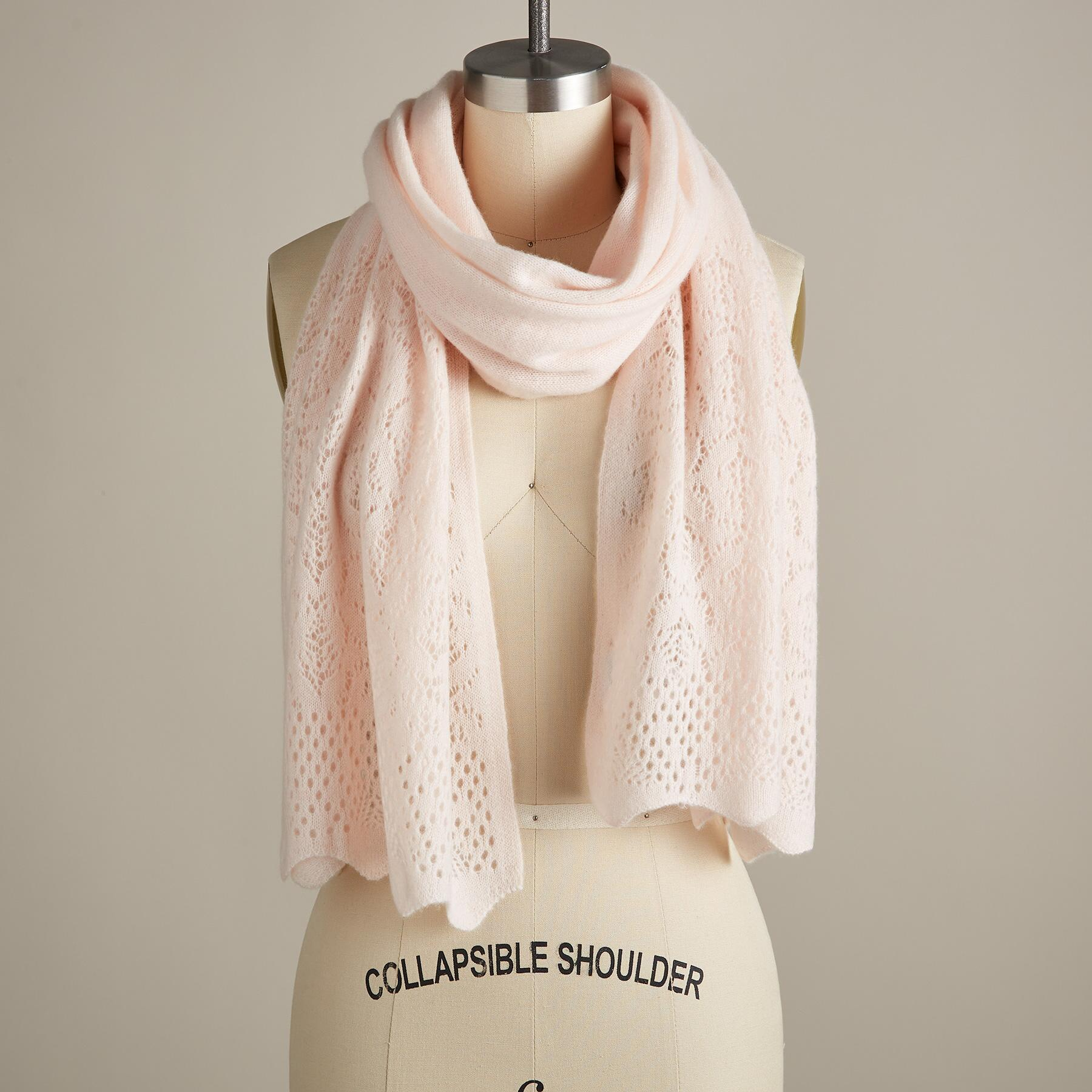 ESSENCE OF AIR CASHMERE SHAWL: View 2