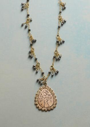 LEGACY OAK TREE NECKLACE