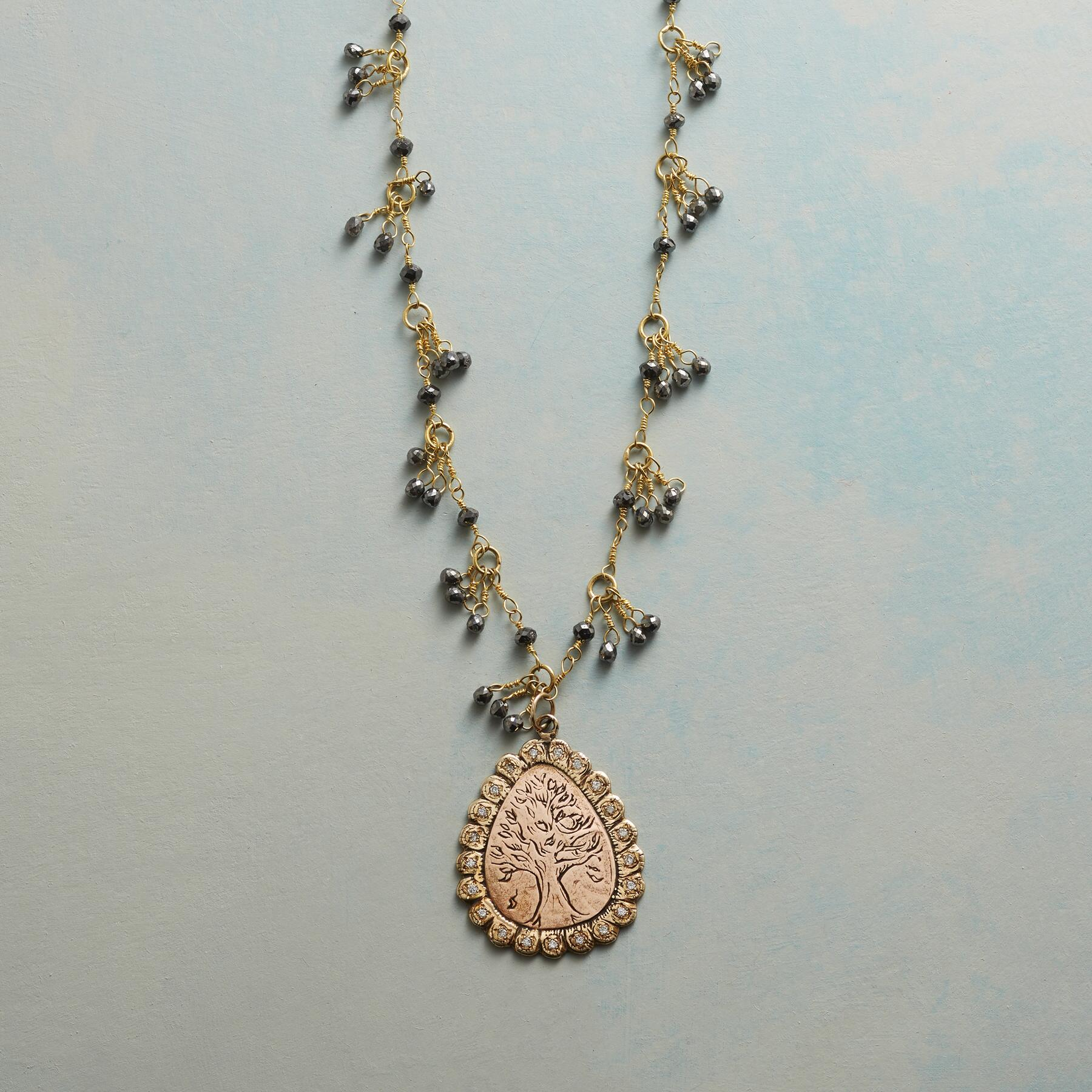 LEGACY OAK TREE NECKLACE: View 1