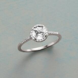 CHERISHED LOVE RING
