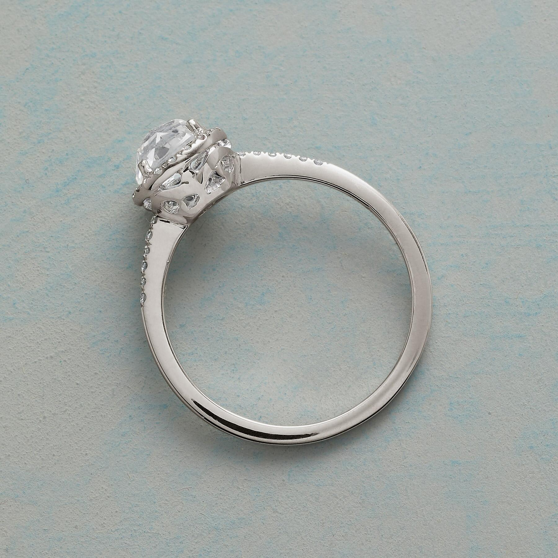 CHERISHED LOVE RING: View 2