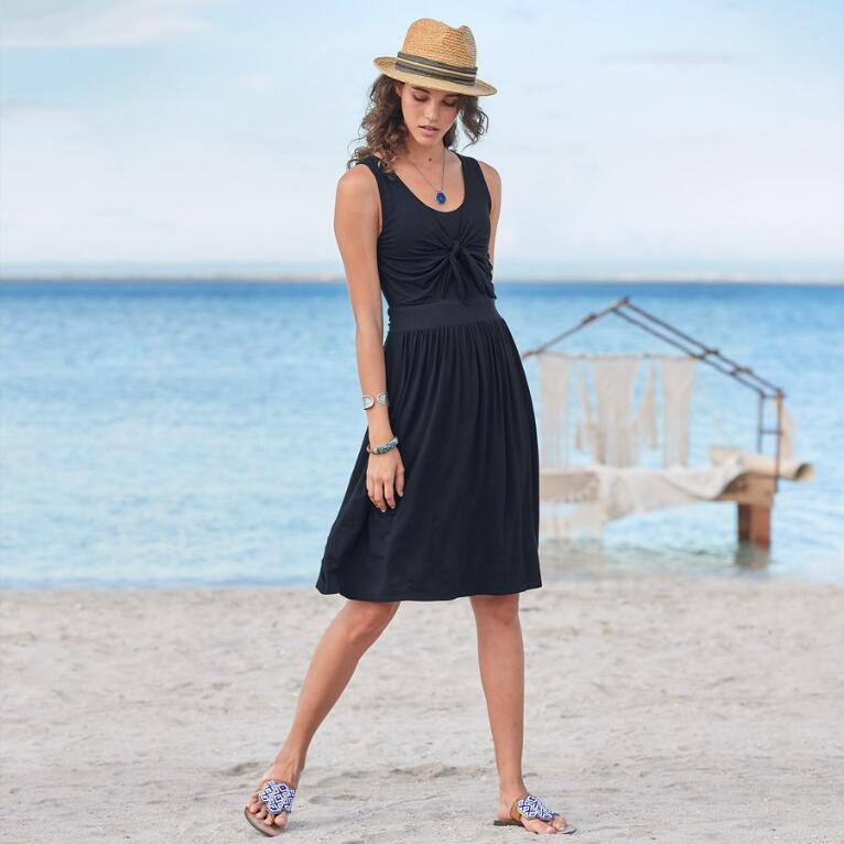 EASY TRAVEL DAYS DRESS