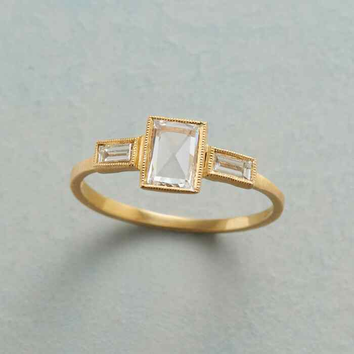 SOMERSET DIAMOND RING