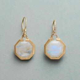MYSTERE MOONSTONE EARRINGS