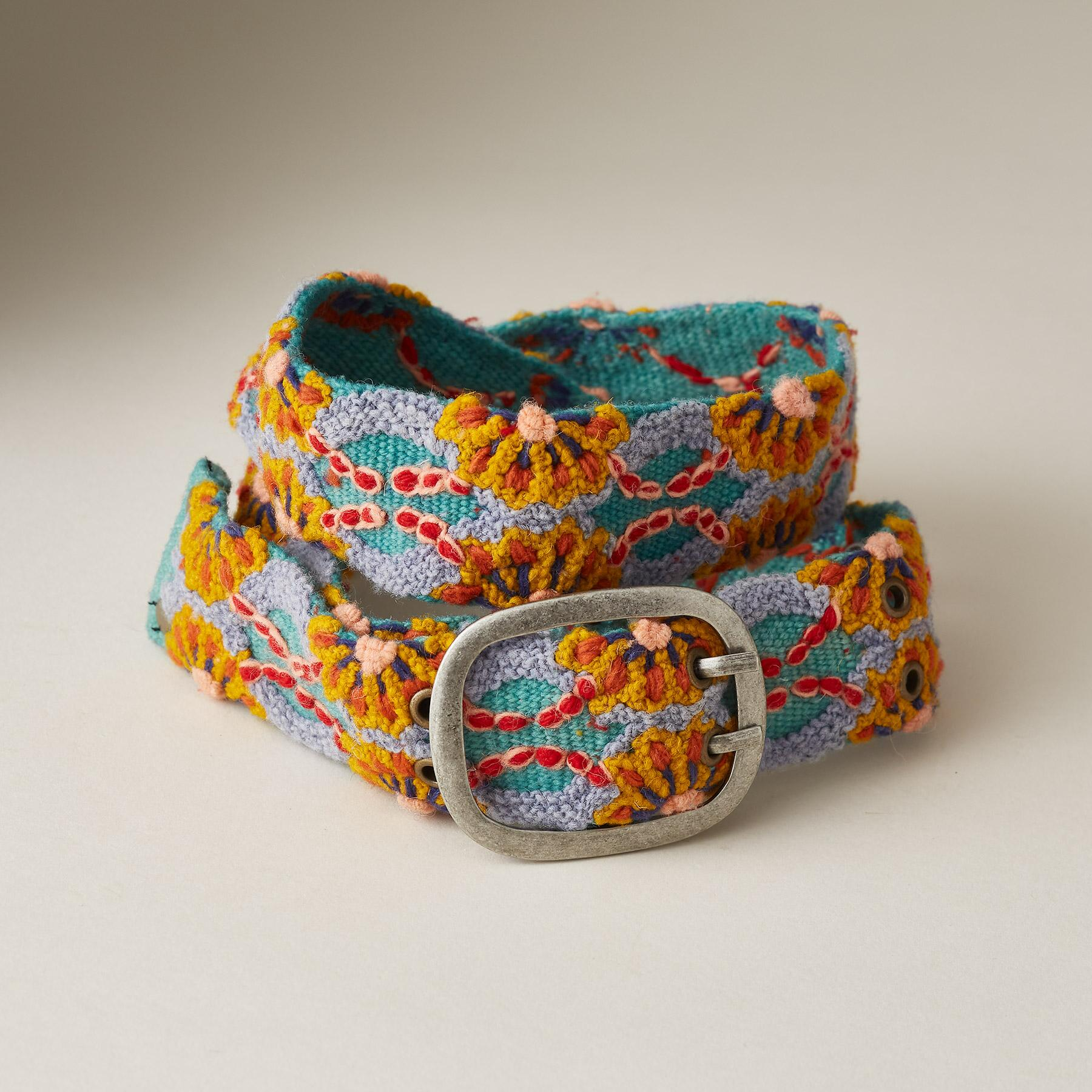 MARIGOLD PATH BELT: View 1