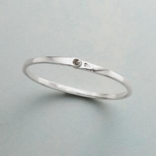 PURE ESSENCE STERLING BANGLE