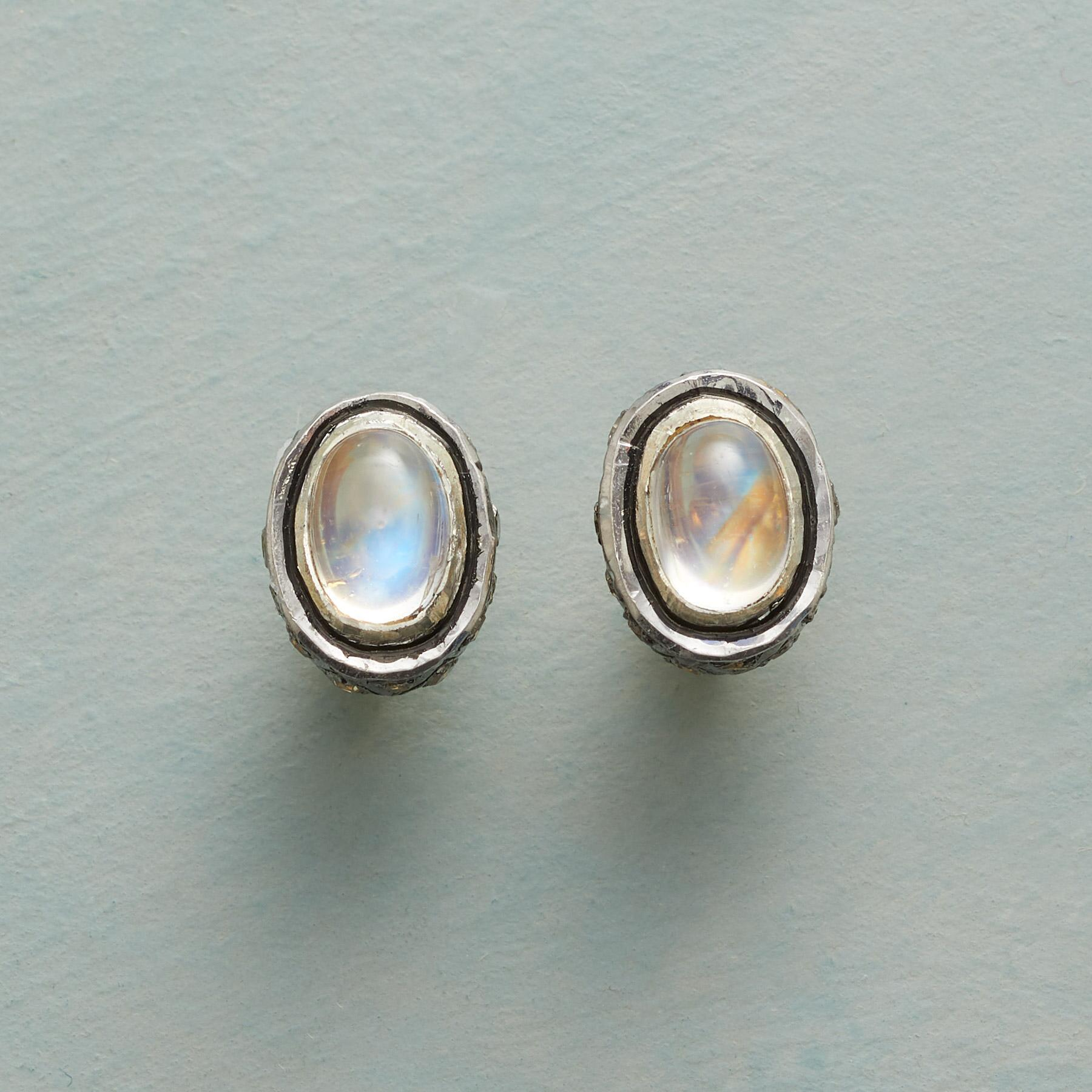 FROSTED ELEGANCE EARRINGS: View 1
