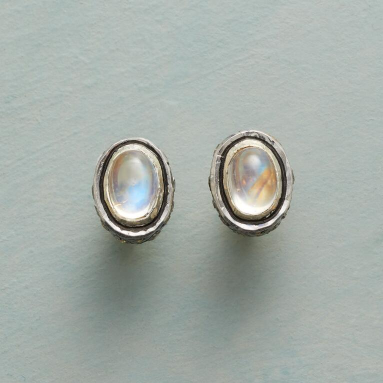FROSTED ELEGANCE EARRINGS