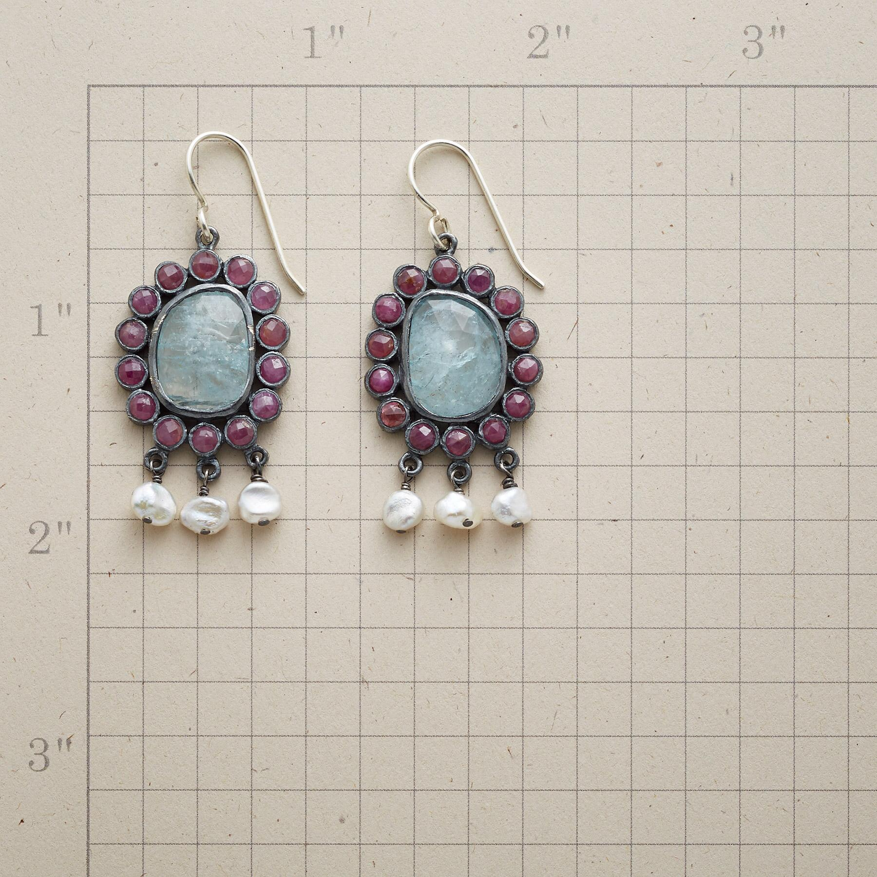 WINTER SUN EARRINGS: View 2