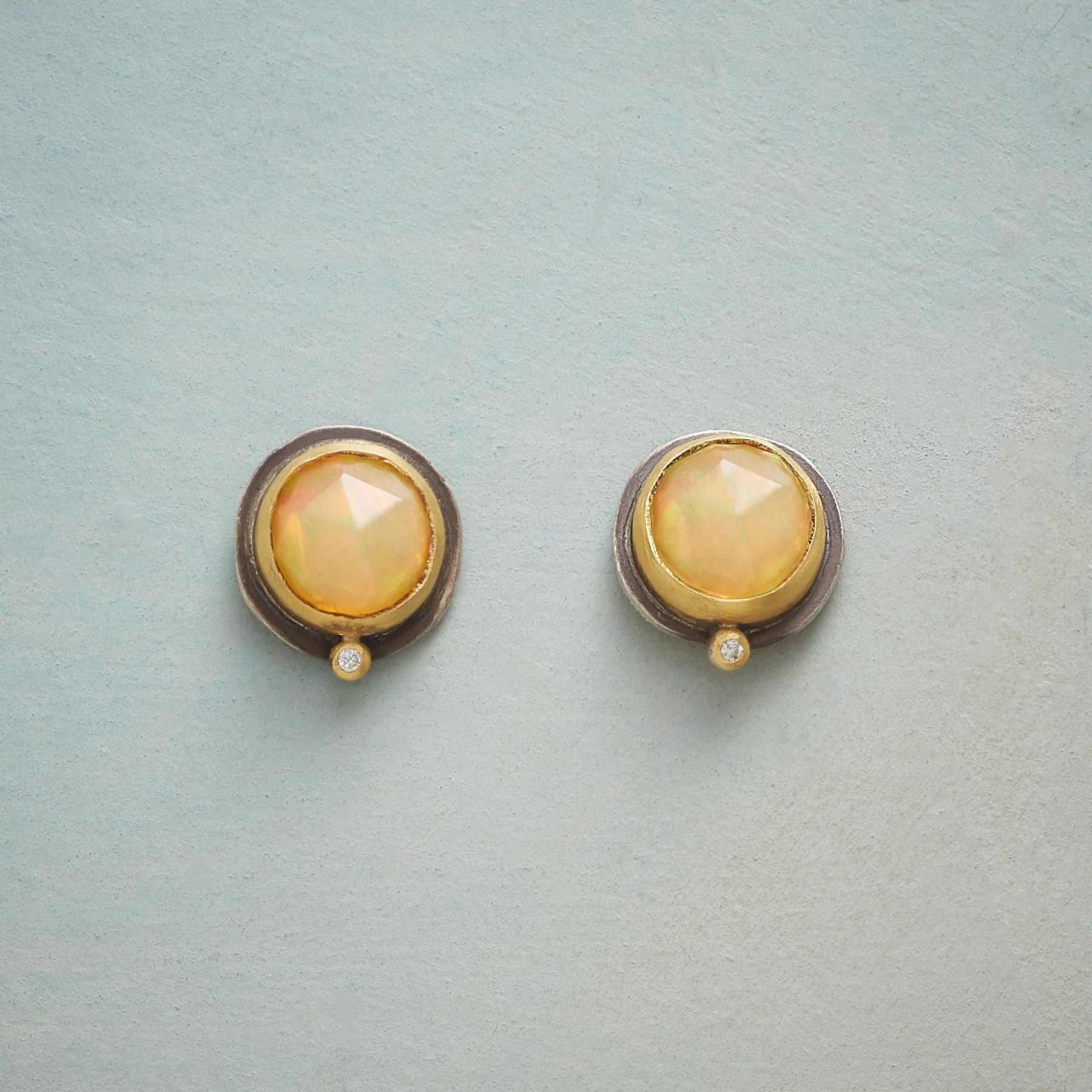 OH MY OPAL EARRINGS: View 1